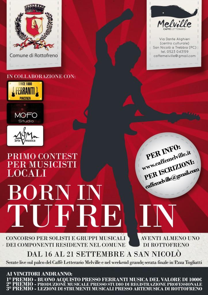 Born in Tufrein_130906_locandina A4