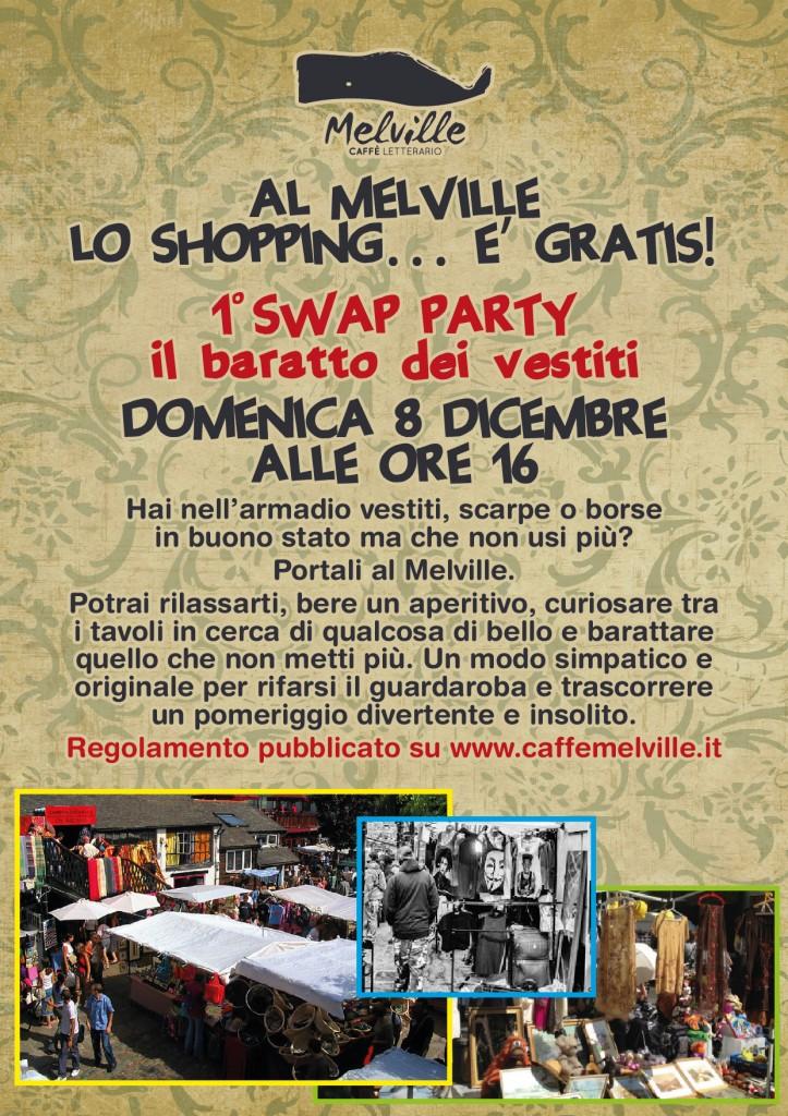 MEL_locandina swap party