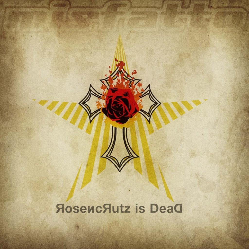 Misfatto RosencrutzIsDead Cover bassa