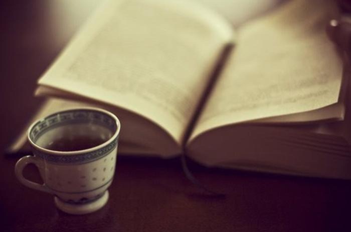 un tè per un libro melville