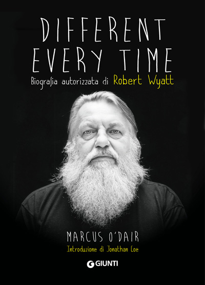 Libro Robert Wyatt
